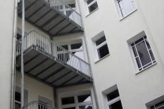 Balkony kompletne