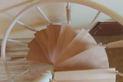 Schody wewnętrzne spiralne_4