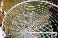 Schody zewnętrzne spiralne_7